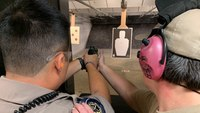 Preparing for pistol qualification: Reducing anxiety and passing the test