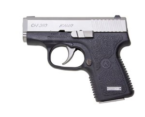 The Kahr pistols area favorable alternative to the Glock or M&Pfor users who dislike the trigger safeties included on those models.