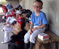 Bat boy, 9, dies after being struck in the head by a practice swing