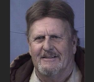Richard Rose became the corrections department's third staff member to die for reasons related to COVID-19. (Photo/Kansas Department of Corrections)