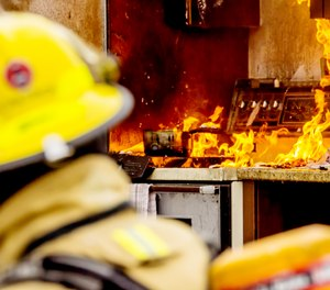 Tracking data on incidents like kitchen fires can help establish priorities for community education. (image/Getty)