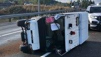 Wash. troopers use PIT maneuver on fleeing golf cart