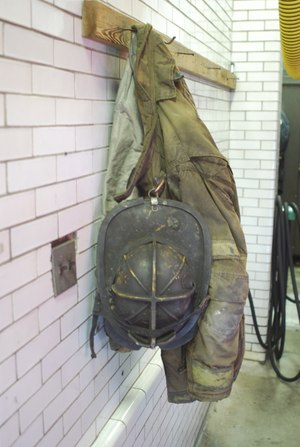 For years, many firefighters' visions of themselves –and how they wanted the public to see them – included well-worn turnout gear. Bent, burned, dirty helmets, sooty and scuffed coats and bunker pants completed the look.