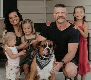 The Klein family.