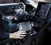 Is your patrol in-car setup cluttered, distracting, and possibly preventing your airbags from saving your life?