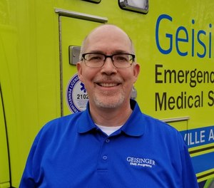 Dr. Douglas Kupas is an EMS and emergency physician at Geisinger Health System in central Pennsylvania.