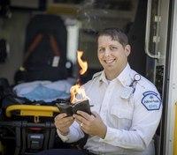 Minn. paramedic utilizes magic during pediatric emergency calls