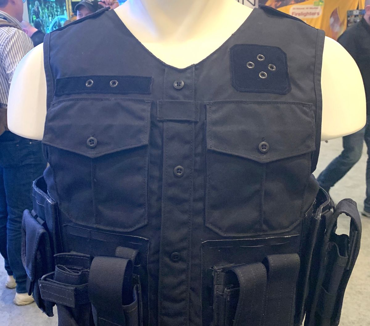 Shot Show 2020 Load Bearing Vests For Police
