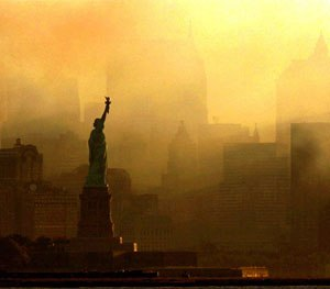 The dust and smoke over lower Manhattan has long since cleared, but the threat of radical Islamist terrorism remains. The symbols of American freedom remain targets, and our law enforcement officers are on the frontlines of the domestic counterterrorism fight. (AP Image)