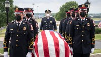'A special, one-of-a-kind guy:' Hundreds bid farewell to fallen Md. firefighter