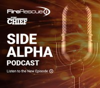 FireRescue1 launches Side Alpha podcast