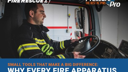 Why every fire apparatus needs an advanced TPMS (white paper)