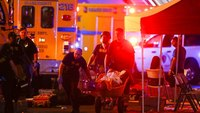 58 dead, hundreds injured in Las Vegas concert shooting