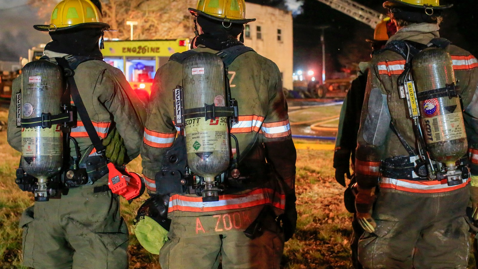Volunteer firefighting: 12 reasons to NOT sign up
