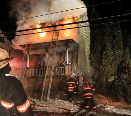 How mobile technology improves fireground accountability