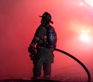 It is only in the past few years that has PTSD been increasingly recognized as an issue for firefighters and others in public safety. (Photo/Seth Lasko)