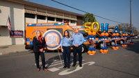 Photo of the Week: California's Hall Ambulance celebrates 50th anniversary