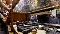 Law enforcement split about selling seized guns