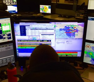 Dispatchers spend their shift responding to crisis after crisis, but they rarely get to hear or see the outcome of their actions. (Photo/RAA EMS)