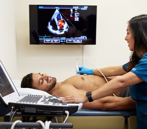 Early-detection physicals are critical to firefighter health. (Photo/Life Scan)