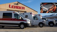 Vehicle manufacturers plan to deliver all-electric ambulances by end of 2021