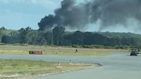 4 dead after firefighting helicopter crashes in Florida