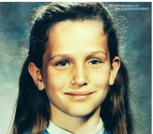 For years, the abduction and slaying of 11-year-old Linda Ann O'Keefe haunted the Newport Beach PD and community. (Photo/Newport Beach Police Department)