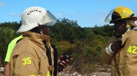 IFRM establishes fire service communication
