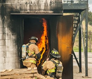 Firefighters also need to educate themselves on effective decon practices and how to best implement them into their daily operations. (image/Globe)