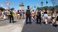 Lollapaloozaconcertgoer arrested for assaulting EMS personnel