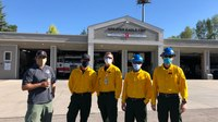 Photo of the Week: Colo. wildland paramedic team joins fire front line