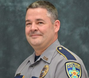 Lt. Glenn Hutto was shot and killed while searching for a murder suspect April 26, 2020 in Baton Rouge, Louisiana. (Photo/Baton Rouge Police Department)