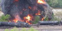 Fire chief criticizes CSX over 2014 Virginia derailment
