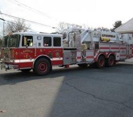 (Photo/ Lynnfield Fire Department)