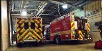 How one fire department reduced firefighters' overhaul risks