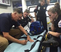 LVO stroke: How to improve EMS response and patient survival