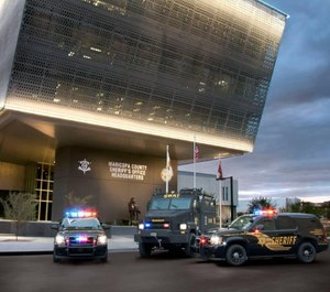 The Maricopa County Sheriff's Office upgraded its crime lab management software in 2019 for improved data security and automated tracking of evidence that provides a paperless chain of custody. (image/MCSO)