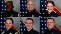Nashville explosion: Police officers' heroism saved lives