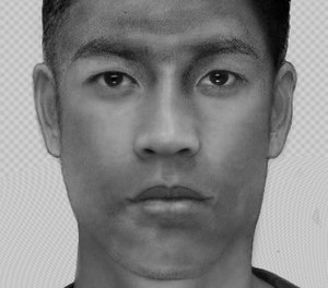 By using 3D printing technology, scientists could create a replica of a murder victim's skull, enabling police experts to render a facial likeness of the victim. (Photo/ECBC)