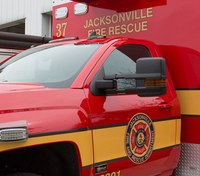 Fla. FFs rescue man with leg stuck in boat propeller