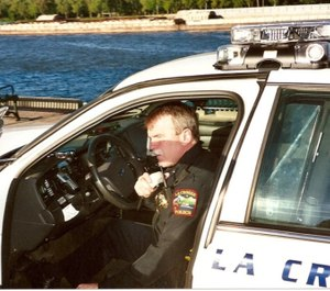There are few jobs that provide an adrenaline rush like that of law enforcement. (Photo/Dan Marcou)