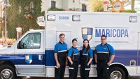 Ariz. ambulance company recognized as 'Premier EMS Agency'