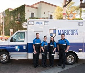 Maricopa Ambulance (Photo/Maricopa Ambulance)