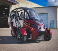 Ore. FD testing 3-wheeled electric emergency vehicle