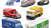 Mattel expands #ThankYouHeroes collection with more first responders, ambulance