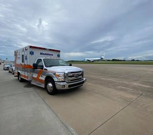 Medshore Ambulance Services was chosen as the top contender by the committee out of nine total bids by a public safety committeein Anderson County, S.C.