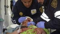 Explosion destroys Mexico City children's hospital