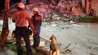 Miami-Dade Urban Search and Rescue team answers the call close to home