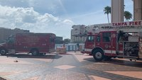 Photo of the Week: Tampa Fire-Rescue positioned outside EMS Today