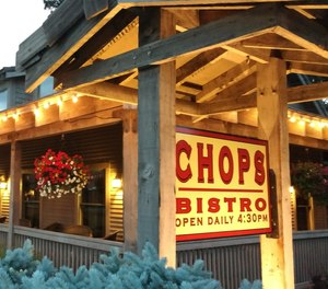 Chops Bistro's owner provided wildland firefighters with a steak dinner after a Sister, Ore. McDonald's location refused them service.